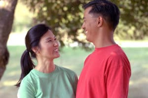 Rebuild trust in marriage